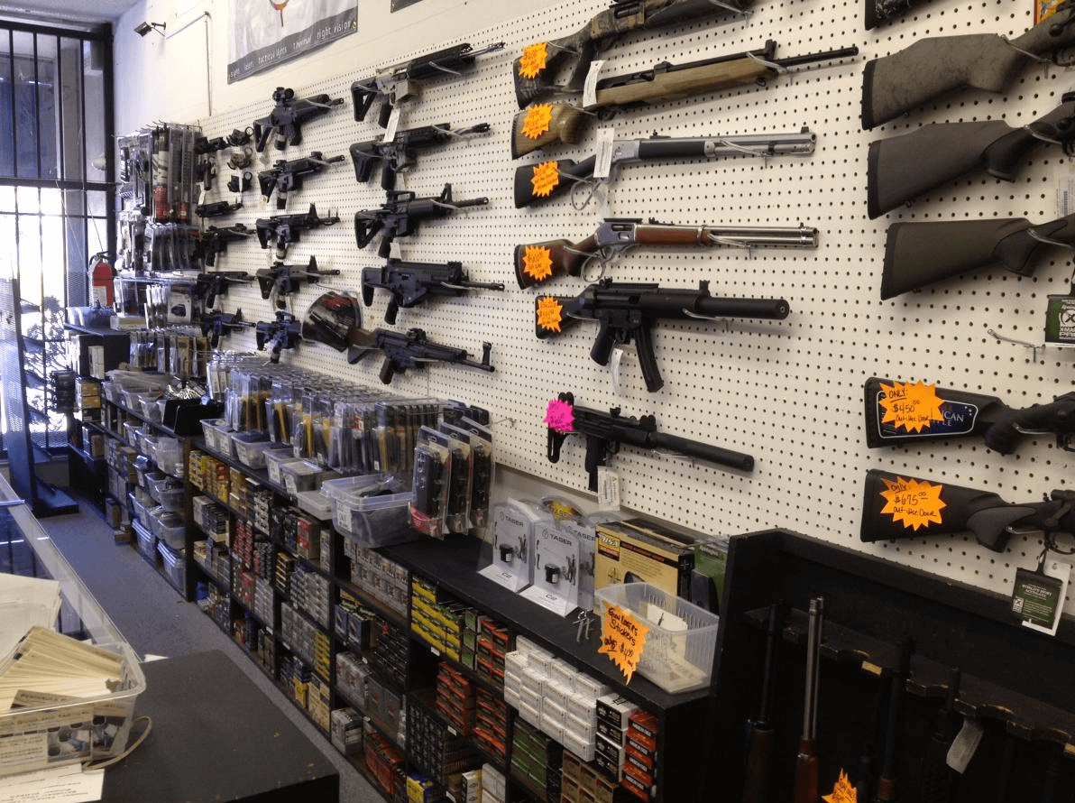 Gun Shop Marietta GA